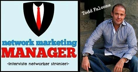 Il business di network marketing è per i coraggiosi. Intervista con T. Falcone
