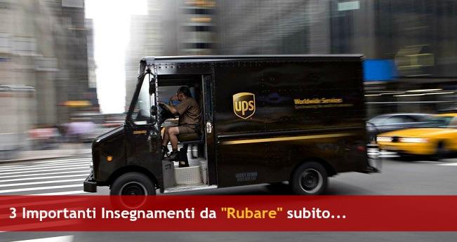 Perchè i furgoni UPS Non girano a sinistra? E Come Trarre Vantaggio dalla loro Bizzarra Strategia…