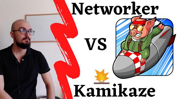 Sei un Networker Professionista o un Kamikaze?